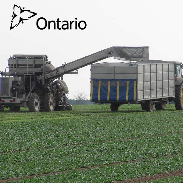 New investments announced for rural Ontario (2017)